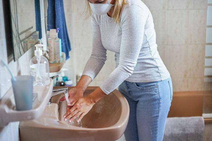 There are many steps you can take to make the process of letting someone use your bathroom safer.