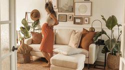 Cozey: le joli divan québécois livré en