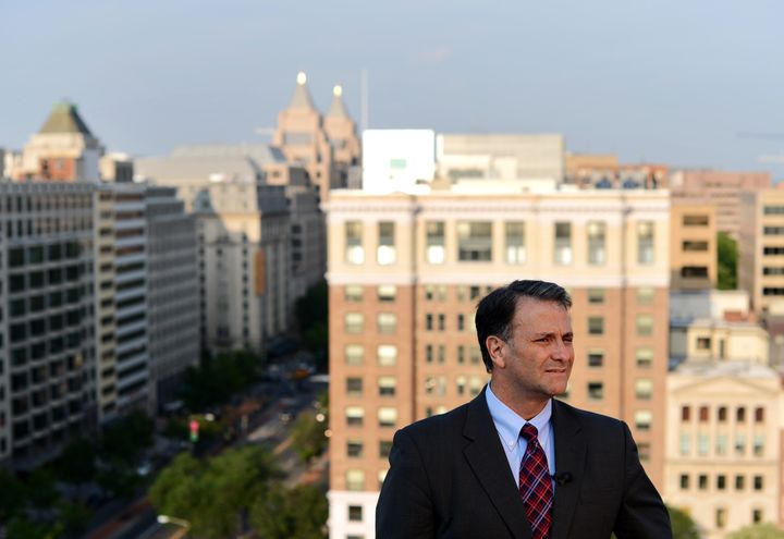 Former lobbyist Jack Abramoff pictured in Washington on May 16, 2012. Abramoff spent 43 months in prison after he was convict
