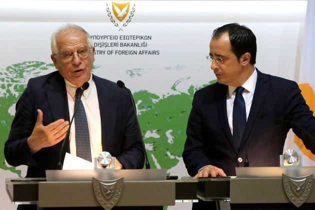 Μήνυμα αλληλεγγύης στην Κύπρο από Μπορέλ: Οι ανησυχίες σας είναι και ανησυχίες της