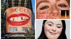 グッチの広告が新しい。歯並びが揃っていないモデル、しわを修正しない写真...「美の価値観」覆す広告を展開