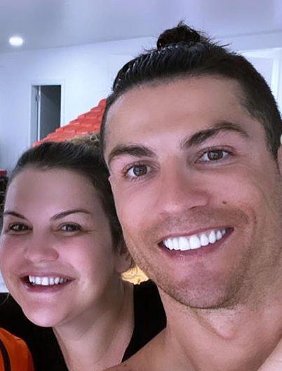 Katia, sorella di Cristiano Ronaldo: