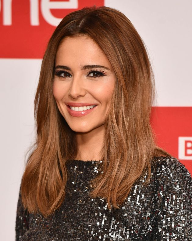 Cheryl Tweedy at a photocall for The Greatest