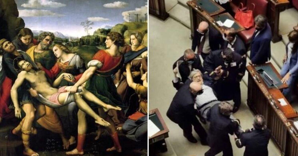 La deposizione di Vittorio Sgarbi