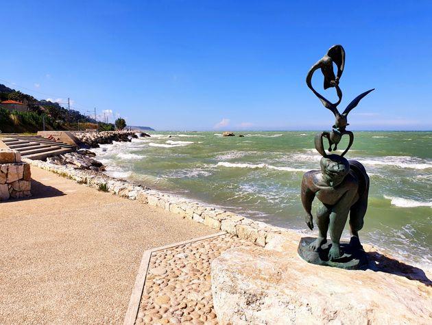 Pericle Fazzini, lo scultore del