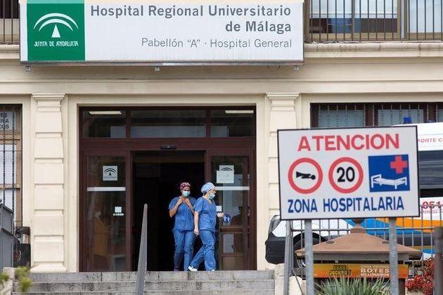 Imagen del Hospital Regional Universitario de