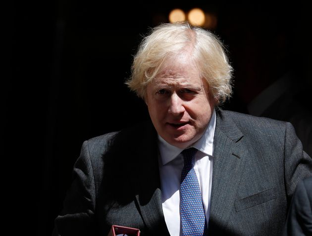Boris Johnson Warns Serious Spike Of Covid Looms If Liberties Taken On Social Distancing