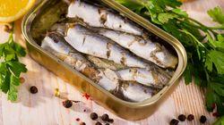 Auchan et Carrefour rappellent des boîtes de sardine qui contiendraient du