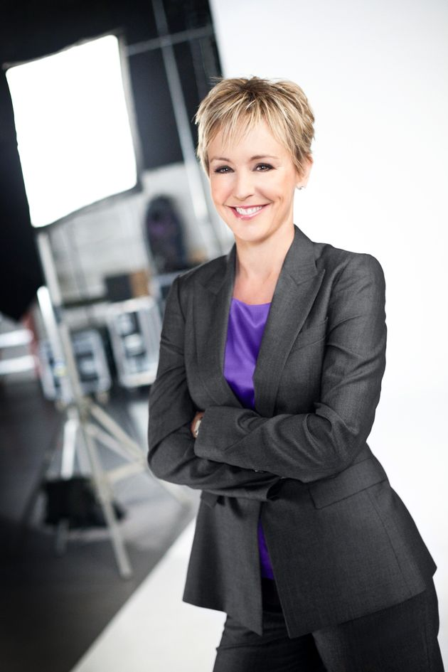 A CBC handout photo of Wendy Mesley from Sept.