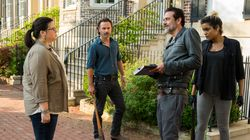 'Walking Dead' Showrunner Apologized To Actor For Misogynistic Insult On