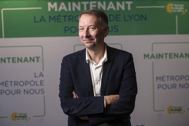 Les écolos en tête à la métropole de Lyon, devant le candidat LR soutenu par