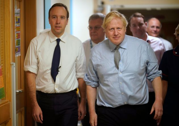 NHS Test And Trace Won't Use Boris Johnson's 'One-Metre-Plus' Social Distancing
