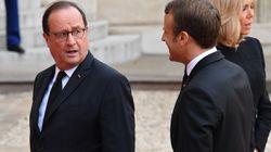 Pour Hollande, Macron ne doit pas entreprendre de choix qui