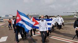 Contre le Covid et le désert médical, des médecins cubains arrivent en renfort en