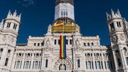 ¿Puede ondear la bandera arcoíris en los edificios