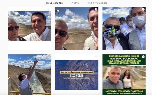 Bolsonaro faz tour pelo País para fugir de Brasília e se aproximar ainda mais do