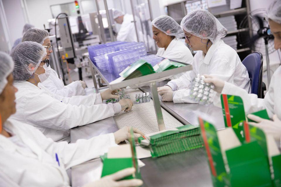 Instituo Butantanproduz 70 milhões de doses de vacina para gripe por