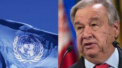 国連創設75年、事務総長に直接「アドバイス」できるアンケート。ハフポストからも熱いメッセージを寄せてみた