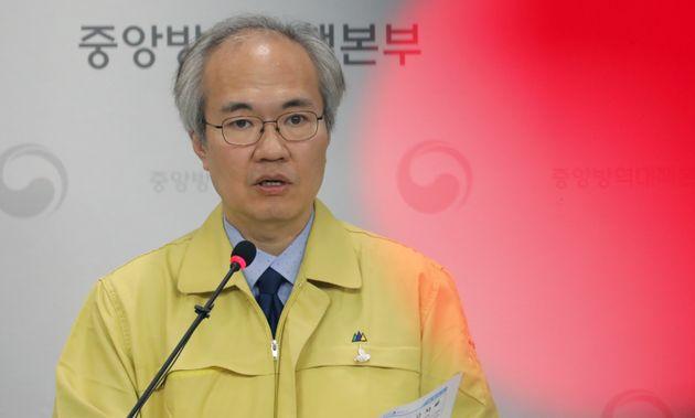 권준욱 중앙방역대책본부