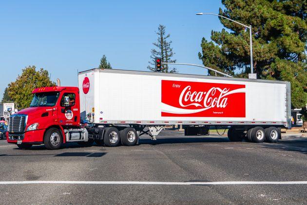 Coca-Cola a annoncé cette suspension pendant au moins 30