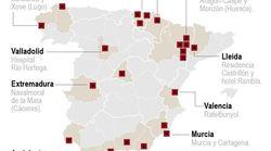 España acumula ya 25 brotes, con Andalucía y Aragón como comunidades más