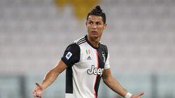 Cachondeo generalizado con la última foto que ha publicado Cristiano Ronaldo en Instagram: el motivo es