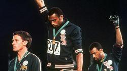 Des athlètes américains, dont John Carlos, réclament de nouvelles règles sur la liberté d'expression aux
