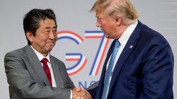 일본이 G7 한국 참가에 반대하자 미국은 이렇게