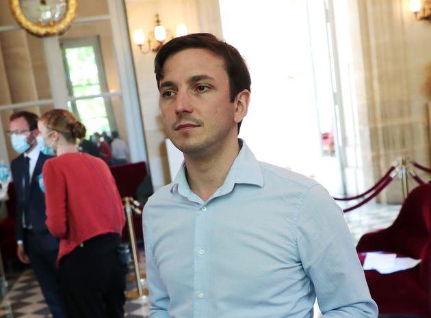 Le député Aurélien Taché lance #Nous
