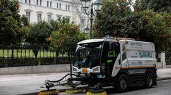 Στους Αμπελοκήπους η Κυριακάτικη δράση καθαριότητας του Δήμου