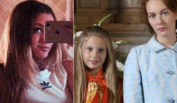 Vittoria De Paoli è morta a 14 anni in un incidente. Da piccola recitò in una fiction