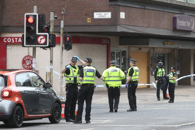 Police Rushed To Targeted Assault In Glasgow City Centre
