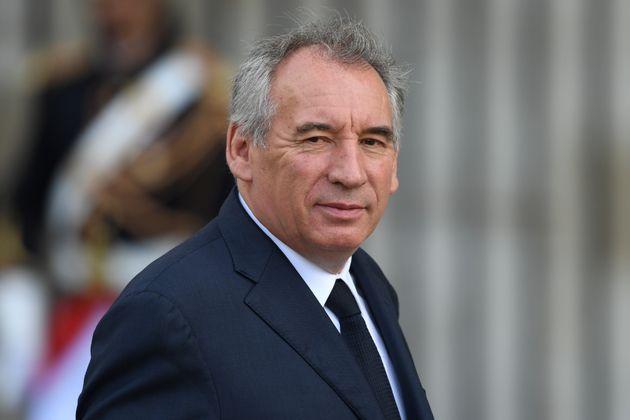 Le maire de Pau et président du MoDem, François