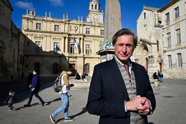 Patrick de Carolis, maire