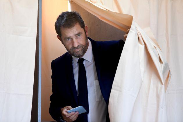 Christophe Castaner, ici lors des élections législatives de 2017, a dirigé pendant...