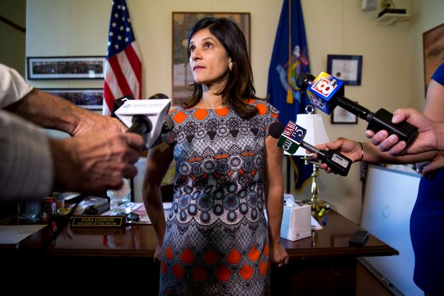 Maine House Speaker Sara Gideon, who is expected to win that state's Democratic primary to take on GOP...