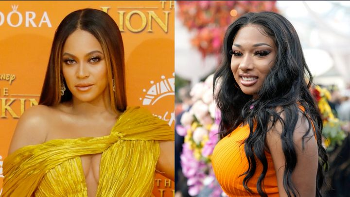 Beyoncé and Megan Thee Stallion have been nominated for multiple BET Awards in 2020.