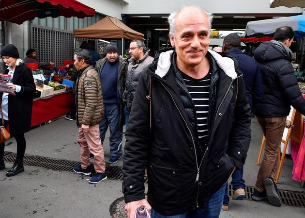 Philippe Poutou, ici, le 7 mars 2020, va entrer au Conseil municipal de Bordeaux après avoir obtenu 9,39%...