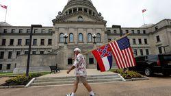 Dernier État avec un symbole confédéré sur son drapeau, le Mississippi vote pour le