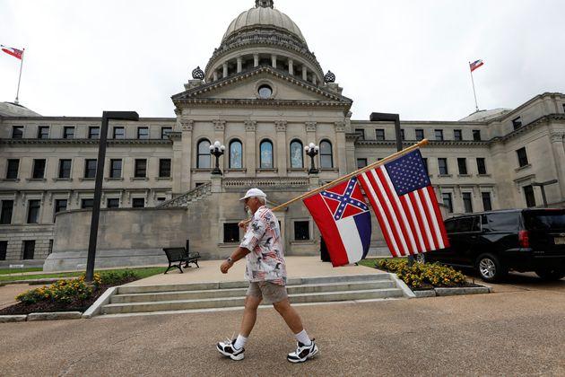 Le Mississippi va changer son drapeau, le dernier à arborer un symbole
