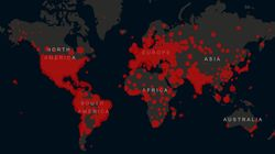 전세계 코로나19 신규 확진자 수가 사상 최고치를 기록했다