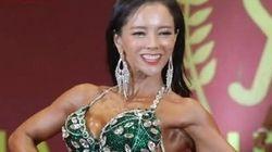42세 배우 최은주가 피트니스 대회 비키니 부문 1위를