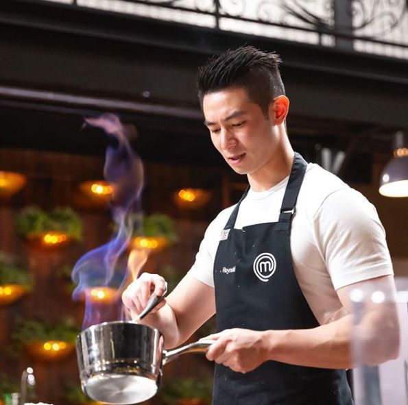 'MasterChef Australia: Back To Win' contestant Reynold Poernomo