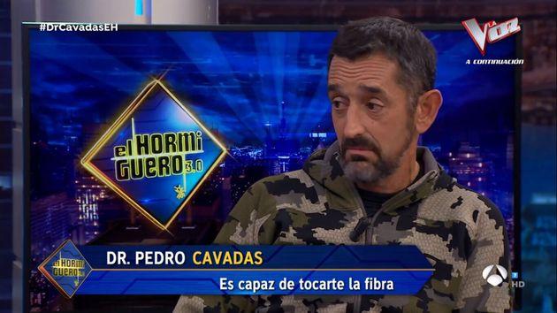 El doctor Pedro Cavadas en 'El