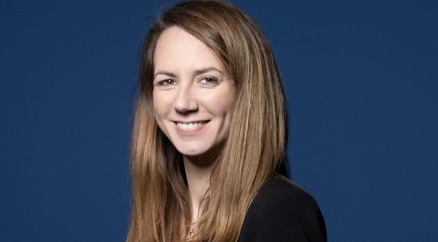 Agnès Pottier-Dumas, ici en février, a facilement remporté l'élection municipale à
