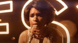 Jennifer Hudson ressemble de près à Aretha Franklin dans la bande-annonce du