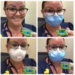 El experimento viral de una médico para demostrar que usar mascarilla no produce problemas de