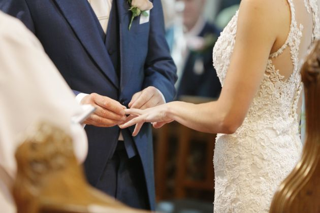 No Singing, Touching Or Trombones: The Governments New Covid-Safe Wedding Guidelines