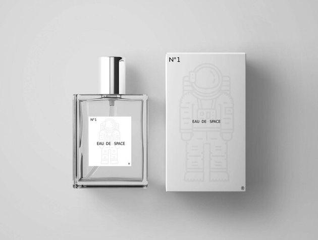Eau de Space: Ετσι μυρίζει το