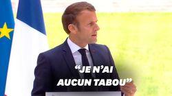 Macron est prêt à renoncer au Ceta si et seulement